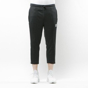 Spodnie dresowe 3/4 Adidas Originals SuperStar Relaxed Cropped Track Pants black BK3632