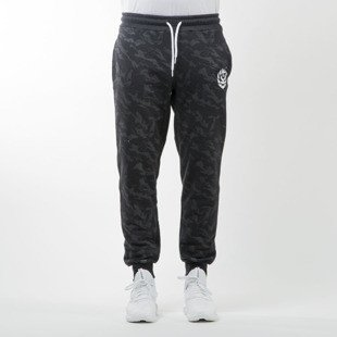 Spodnie dresowe KOKA sweatpants Camonaked Mono Pants black