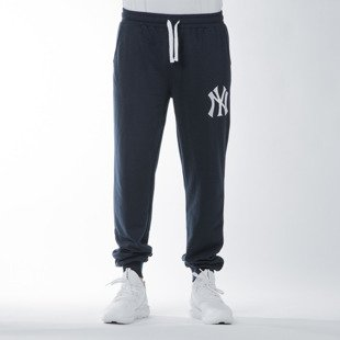 Spodnie dresowe Majestic Athletic Garten Cuffed Hem Jogger New York Yankees navy (MNY1440NL)