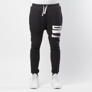 Spodnie dresowe Mass Denim Trace Joggers Sweatpants black