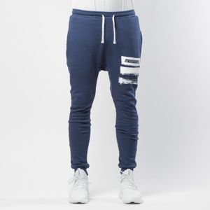 Spodnie dresowe Mass Denim Trace Joggers Sweatpants navy