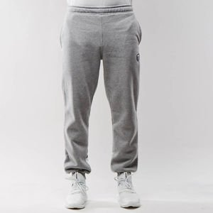 Spodnie dresowe Prosto Sweatpants Strip gray