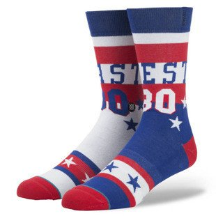 Stance skarpety 80 All Star NBA Hardwood multicolor M458C1680A
