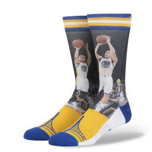 Stance skarpety Curry / Thompson blue M528D15CTH