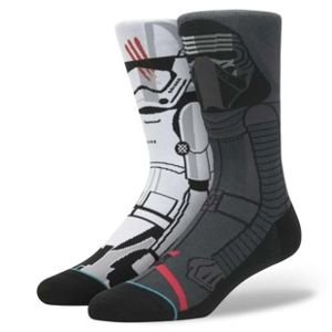 Stance skarpety Star Wars Disturbance M545D16DIS-GRY grey