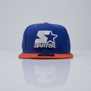Starter czapka snapback Icon 3Tone navy/orange (ST-238)