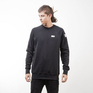 Stoprocent bluza crewneck BBKS Steel black