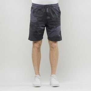 Szorty Backyard Cartel Shorts Big Woodland black SS2017