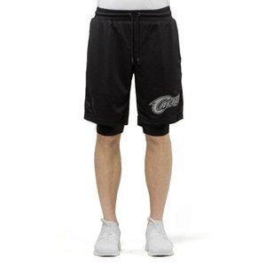 Szorty Backyard Cartel Shorts Sweat Sport black SS2017