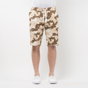 Szorty Mass Denim Base straight fit desert camo SS 2017