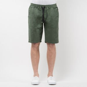 Szorty Mass Denim Shorts Chino Classics straight fit khaki SS 2017