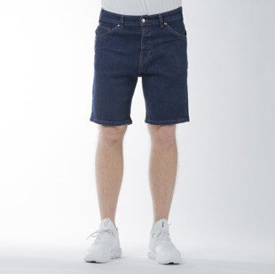 Szorty Turbokolor Denim Shorts navy SS16