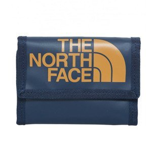 The North Face Base Camp Wallet urban navy / citrine navy T0CE69LMT-OS