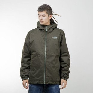 The North Face kurtka zimowa Quest Insulated Jk rosin green T0C302HDA