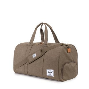 Torba Herschel Novel Duffle beech crosshatch (10026-00868)