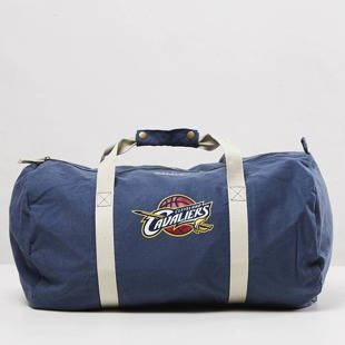 Torba Mitchell & Ness Cleveland Cavaliers Duffle Bag navy Team Logo