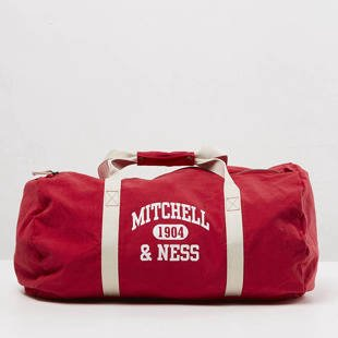 Torba Mitchell & Ness own brand Duffle Bag red 1904