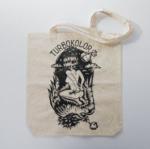 Torba Turbokolor Tote Bag Moonshine