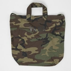 Torba damska Vans WM Ditch Day Tote Bag woodland camo VN0A34GNCMA