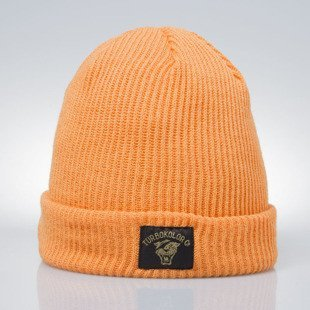 Turbokolor czapka Fisherman Beanie orange 4247
