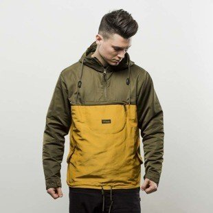 Turbokolor kurtka Jacket Freitag yellow / green