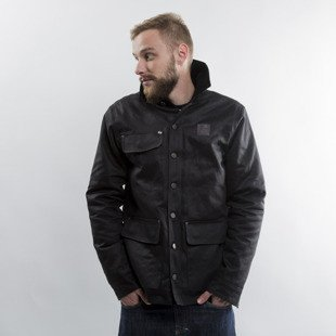 Turbokolor kurtka Nova Jacket black / quilted