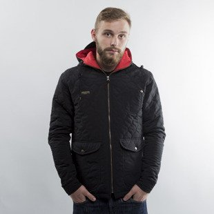 Turbokolor kurtka Sherman Jacket black / quilted
