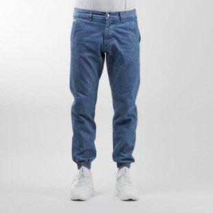 Turbokolor spodnie Trainer Chino Denim blue 4259