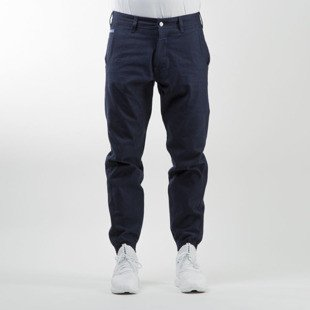 Turbokolor spodnie Trainer Chino Denim navy 4259