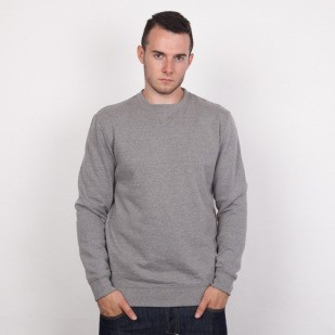 Vans bluza Core Basics Crewneck concrete heather