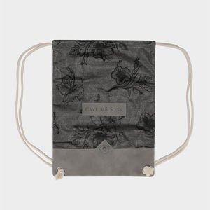 Worek Cayler & Sons Copper Label Vibin' Gymbag dark grey