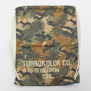 Worek Turbokolor Shoe Bag Weedland camo