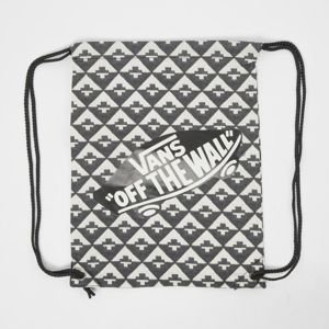 Worek na plecy Vans Benched Novelty Bag black / white VN0001CYO3U