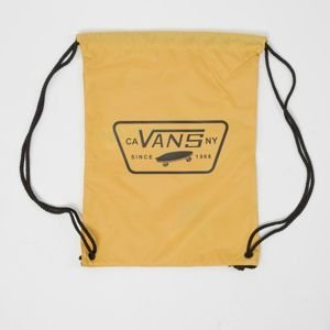 Worek na plecy Vans League Bench Bag mustard VN0002W650X