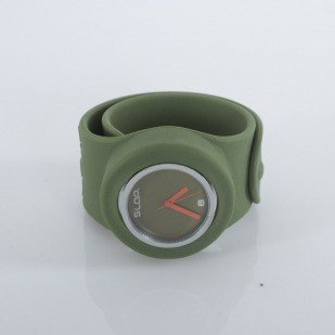 Zegarek Slap Watch green