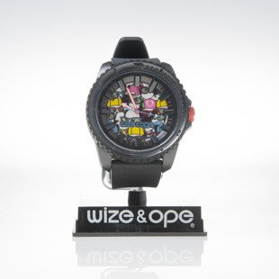 Zegarek Wize & Ope CR-4 Crunch black