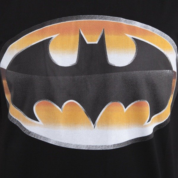 Addict koszulka Batman Golden black