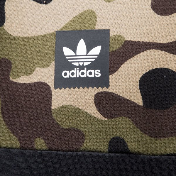 Adidas Originals bluza Camo Block HD black AY8891