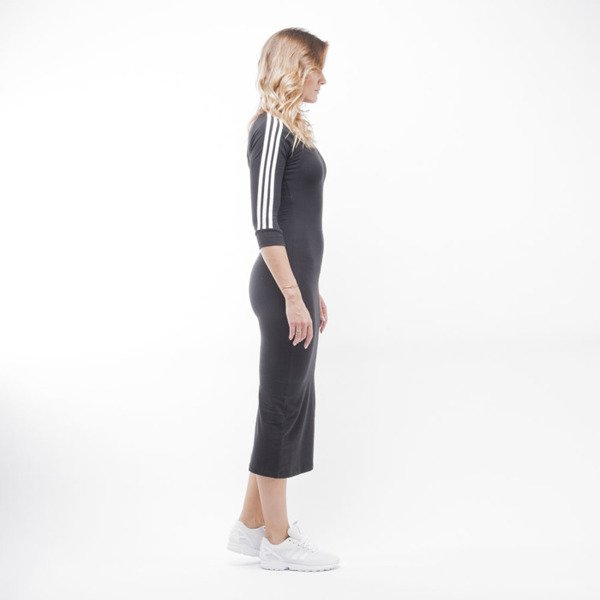 Adidas Originals sukienka 3Stripes Dress black (AY5251)