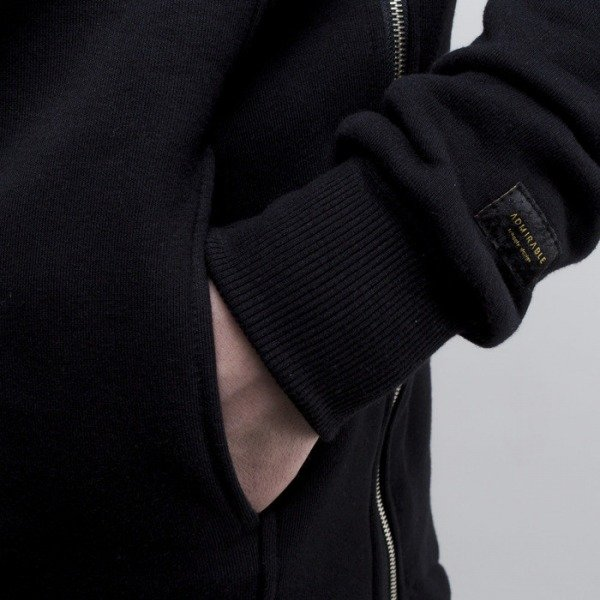 Admirable bluza Blanked hoody black