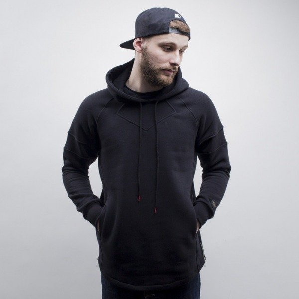Admirable bluza Wolf Town hoody black