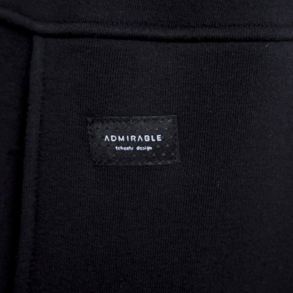 Admirable bluza sweatshirt New York hoody black WMNS