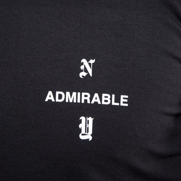 Admirable koszulka t-shirt NYC black