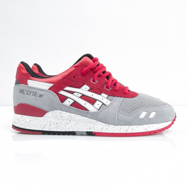 Asics buty sneakers Gel - Lyte III  light grey / white (H513L1301)