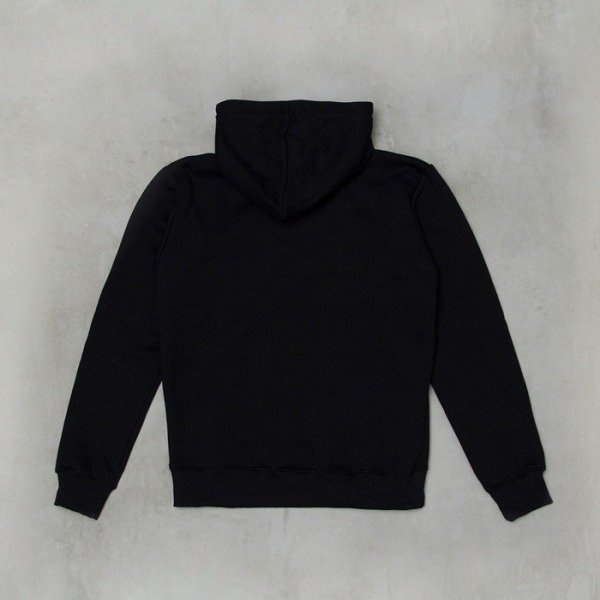 Backyard Cartel bluza Back hoody black