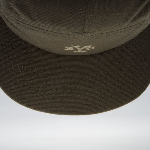 Backyard Cartel czapka BYC 5 Panel Cap khaki
