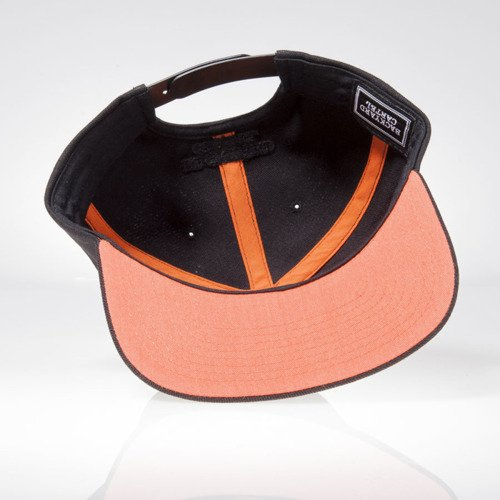 Backyard Cartel czapka snapback Inset black
