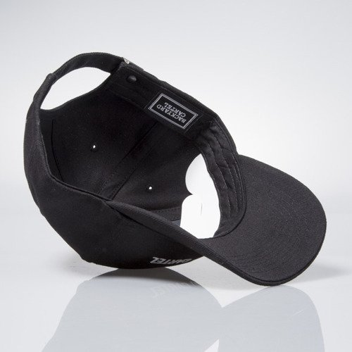 Backyard Cartel czapka starpback Sport Cap Side black