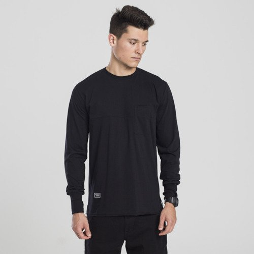 Backyard Cartel koszulka longsleeve Cut black