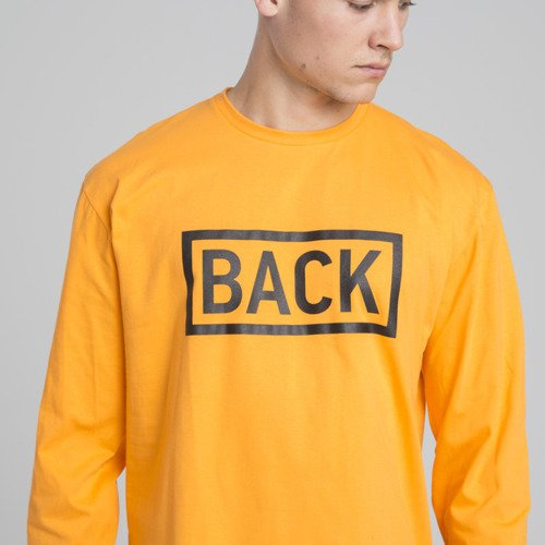 Backyard Cartel koszulka longsleeve Inset orange